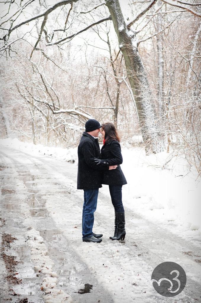 Adriane & Dave, engagement session