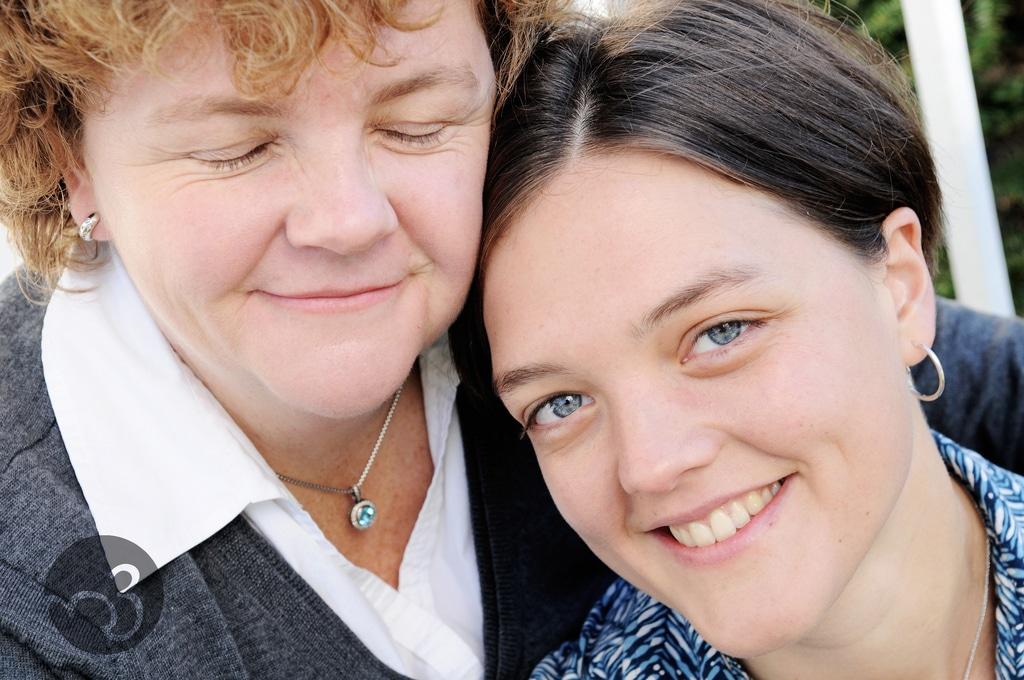 Maggie & Bonnie-Jeanne, engagement session