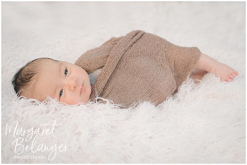 Brookline newborn session, baby boy