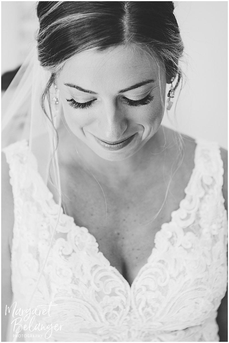 New Seabury Country Club wedding, bridal portrait