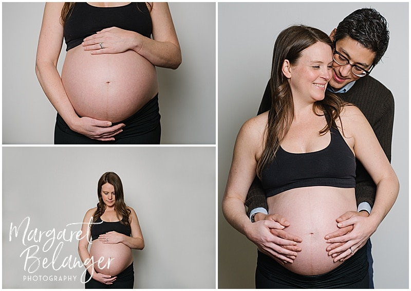 Lincoln MA maternity session