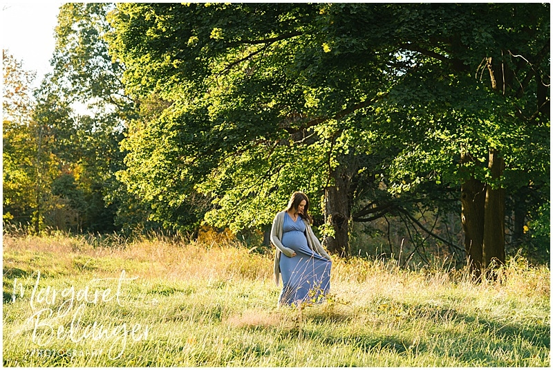Minute Man National Park Lincoln MA maternity session