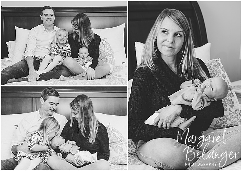 Charlestown newborn session, family photos