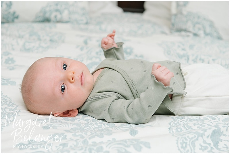 Charlestown newborn session, baby boy