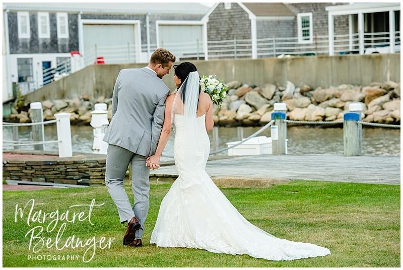 Wychmere Beach Club Cape Cod Wedding, ceremony
