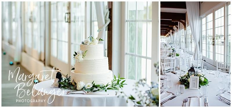 Wychmere Beach Club wedding details