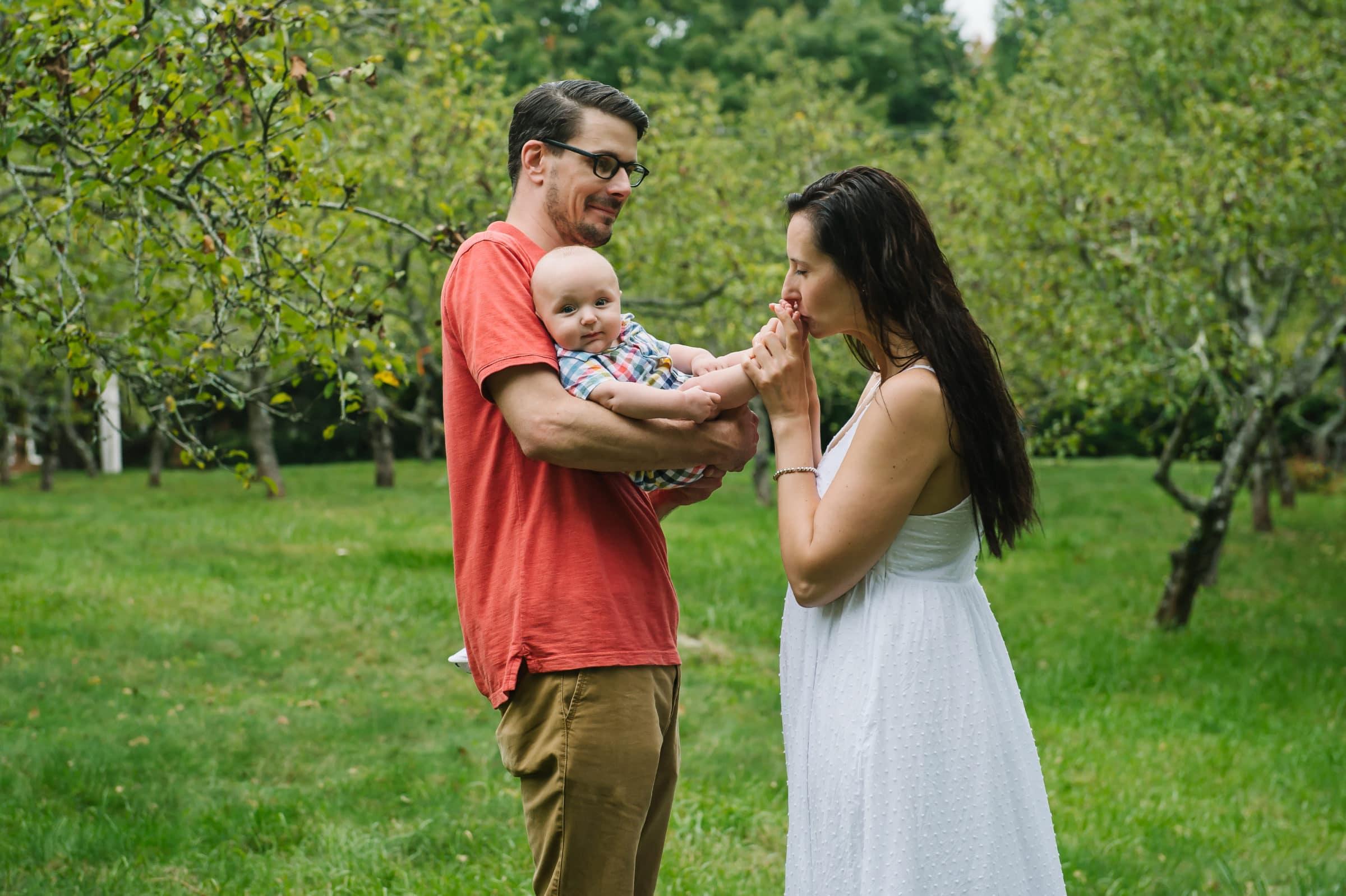 Lexington family session
