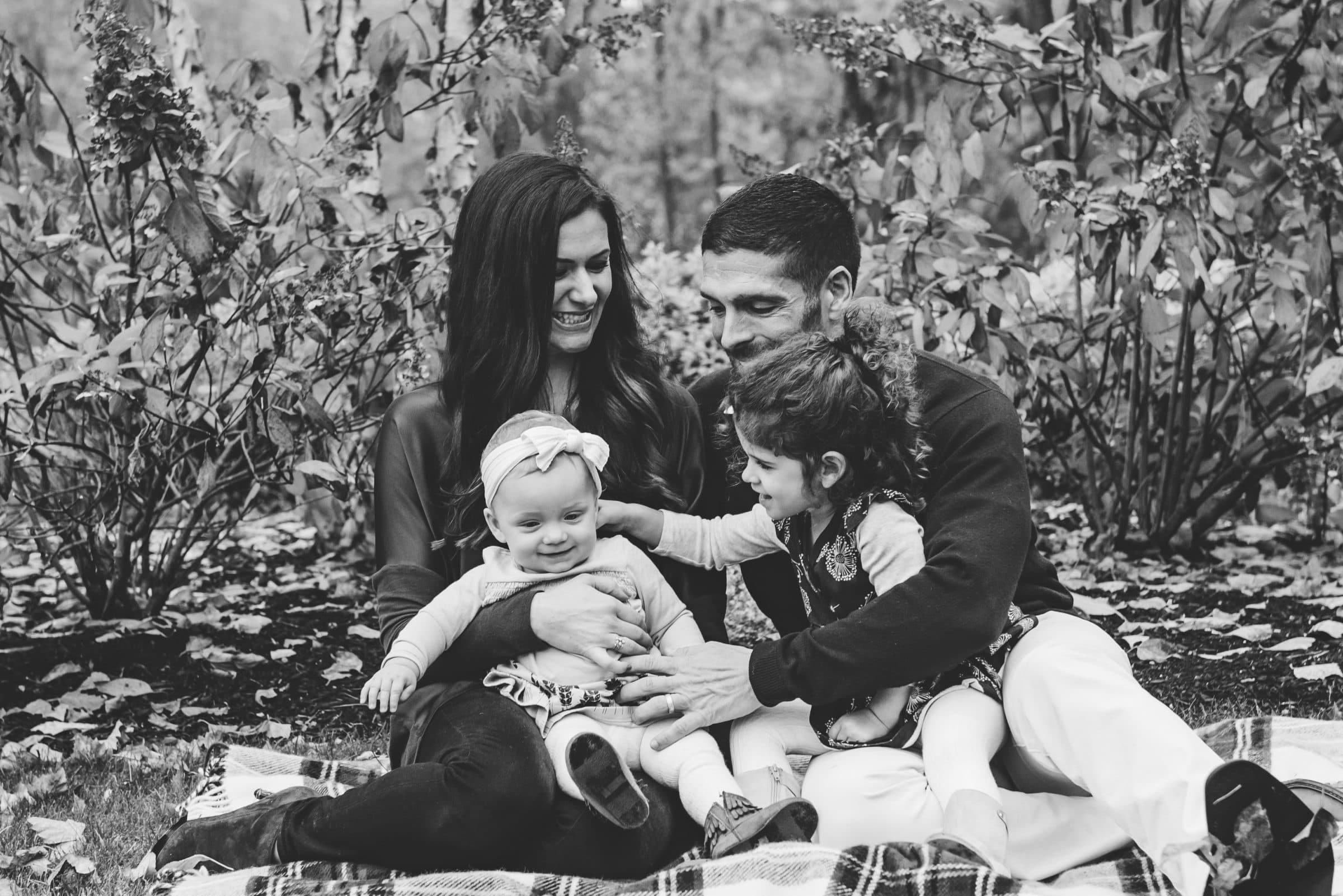 Lexington family session