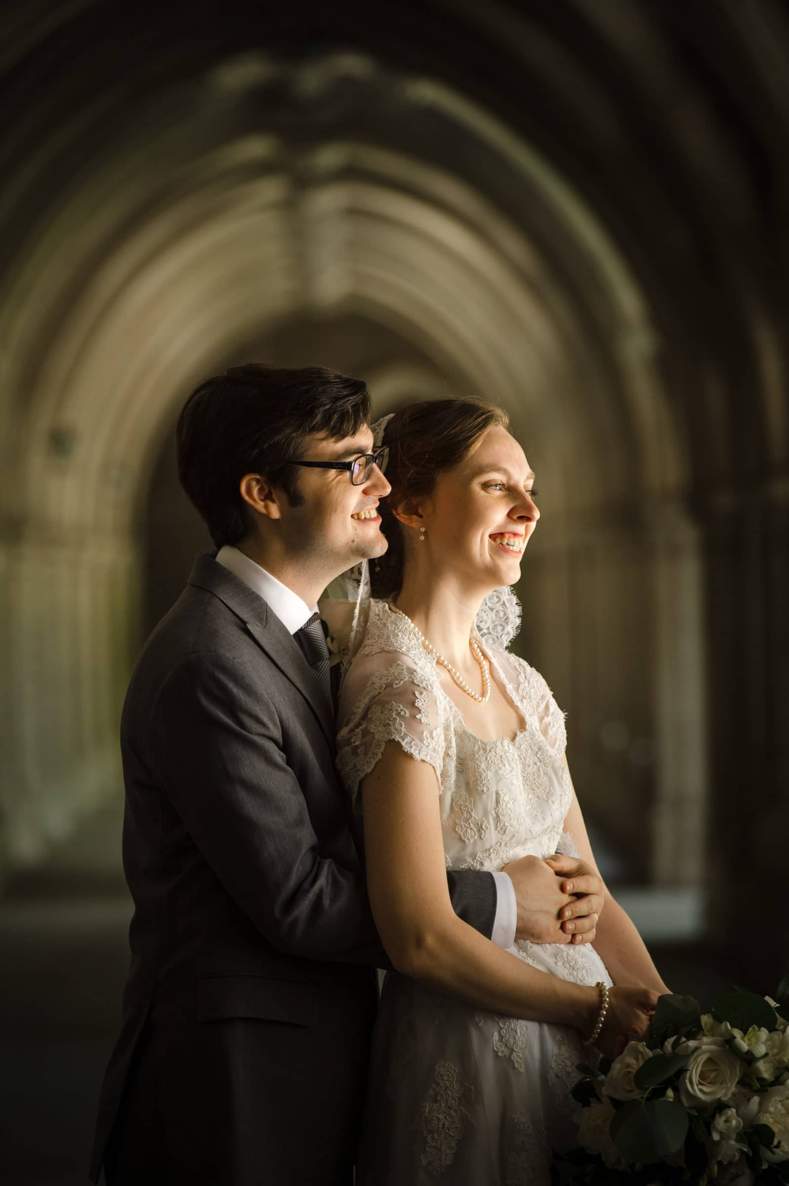 Princeton, New Jersey wedding portraits