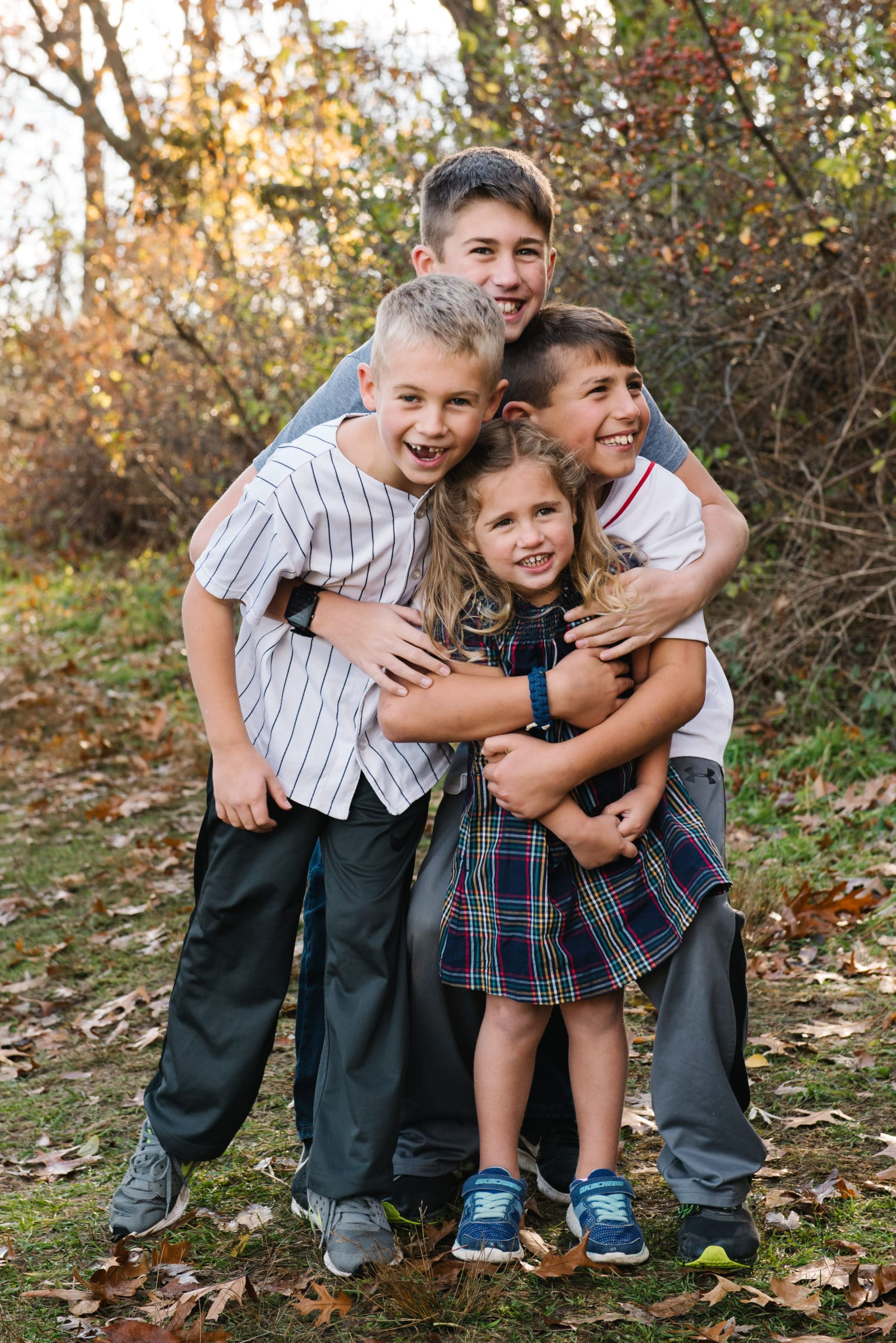 Winchester Wright-Locke Farm family session